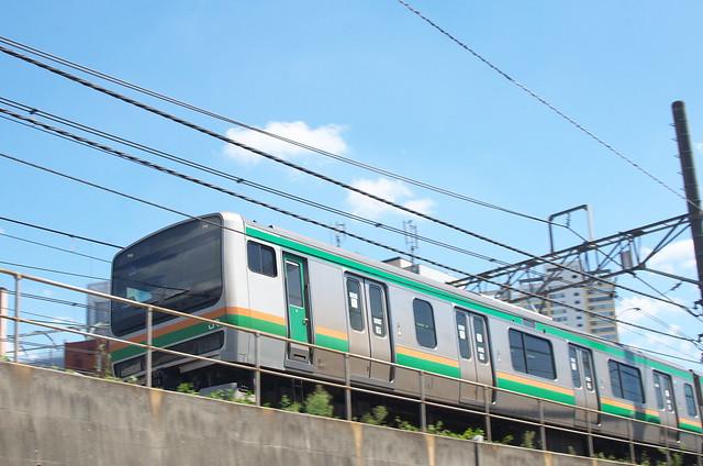 Tokyo Train Story 東北本線 2014年9月14日