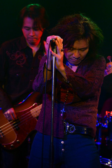Molten Gold live at Crawdaddy Club, Tokyo, 13 Sep 2014. 114