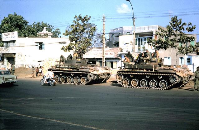 SAIGON 1968-69 - Chùa Huệ Lâm cạnh Bùng binh Cây Gõ
