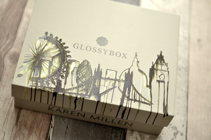 glossybox september 2014 beauty box rottenotter rotten otter blog 2