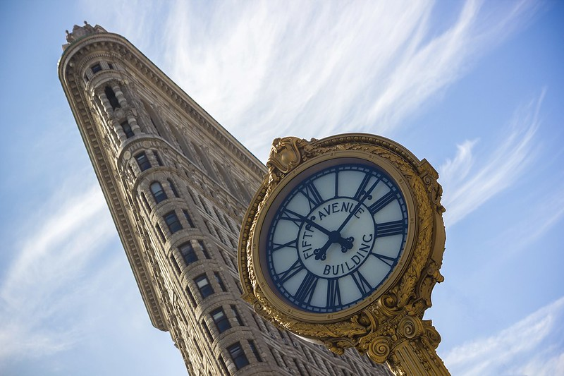 Flatiron Building,New York
