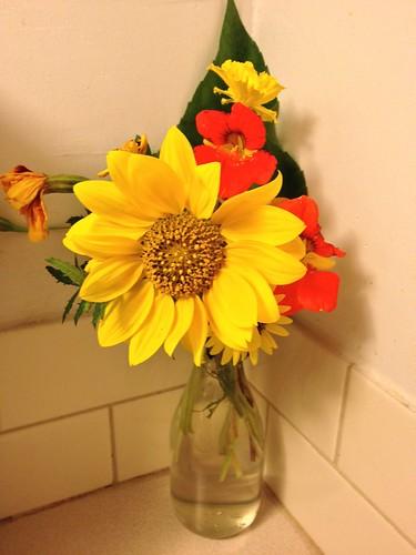 Bouquet de fin d'été