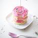 how to make mini cakes tutorial - coco cake land