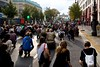 #SilentClimateParade / #PeopleClimateMarch 2014 in Berlin