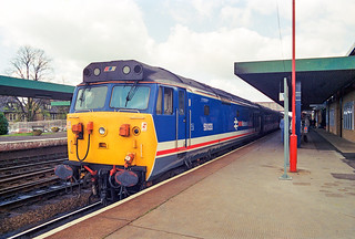 50033 'Glorious' Revised NSE Oxford 16.03.90 (Rescanned)