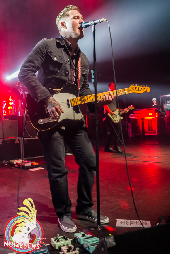 Gaslight Anthem in Detroit