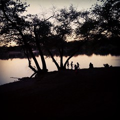 The Last Days Of Summer (Jamaica Pond, Boston)