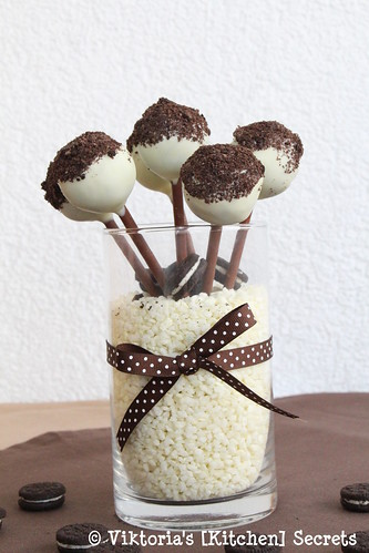 Oreo - Cake Pops, Viktoria's [Kitchen] Secrets