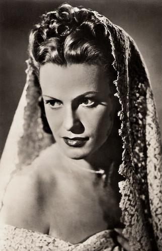 Angelika Hauff in Figaros Hochzeit (1949)