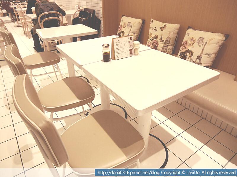土司工坊-桌椅