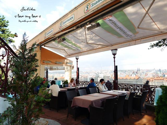 Hanavsky Pavilon交饗情人夢布拉格絕美景觀餐廳下午茶 (8)