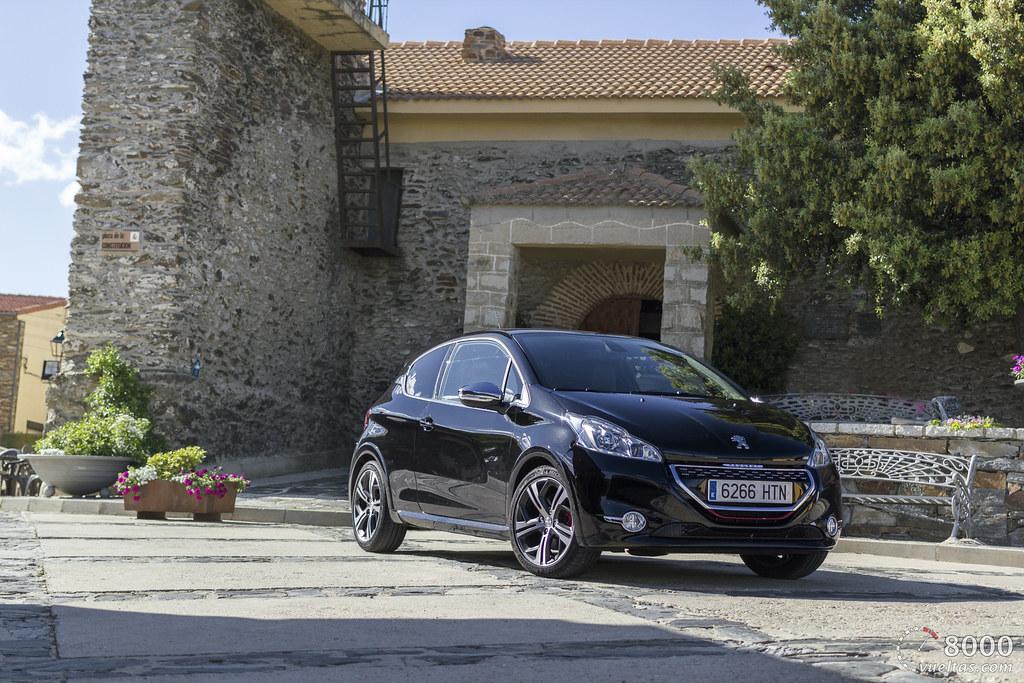 Prueba Peugeot 208 GTi