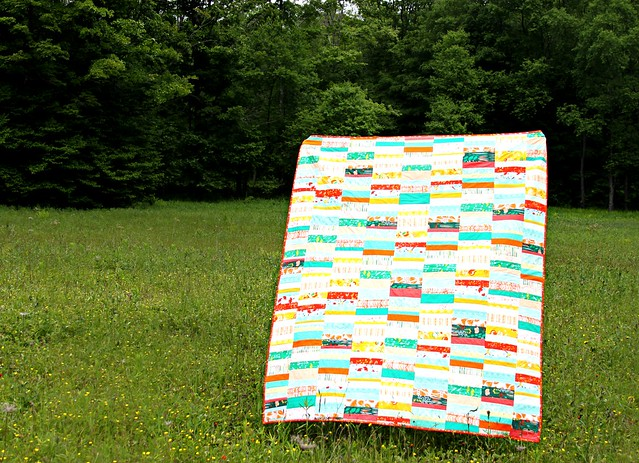 An Endless Summer Quilt !