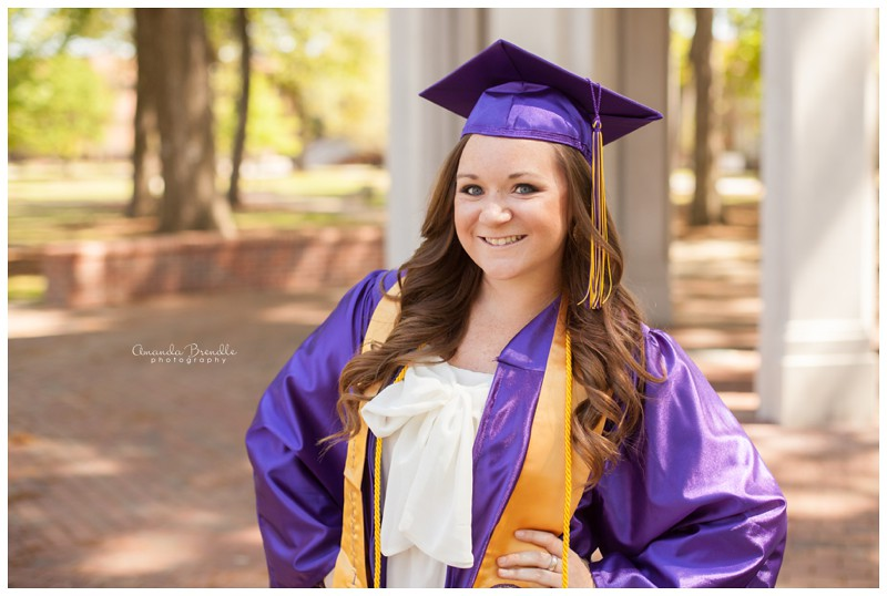 ECU Senior Photographer - Amanda Brendle Photography (East Carolina University)