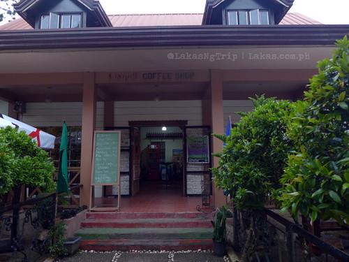 Seagull Coffee Shop. DDD Habitat Inc., Lorega, Kitaotao, Bukidnon