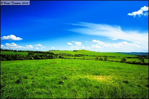 landscape scotland scenery view angus naturalsettings horniehaugh