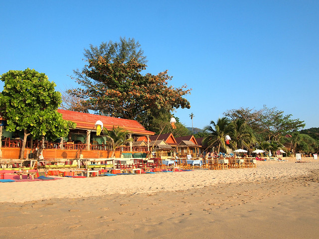 Klongnin Beach on Koh Lanta, Thailand