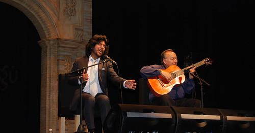 """AionSur 14261593467_4d33d16d37_d Una hora de flamenco y arte puro con la actuación de """"Rancapino Chico"""" y Paco Cepero Flamenco"""