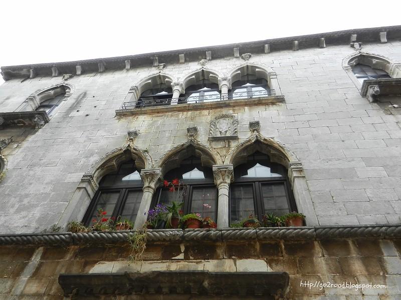 Венецианской наследие, Пореч