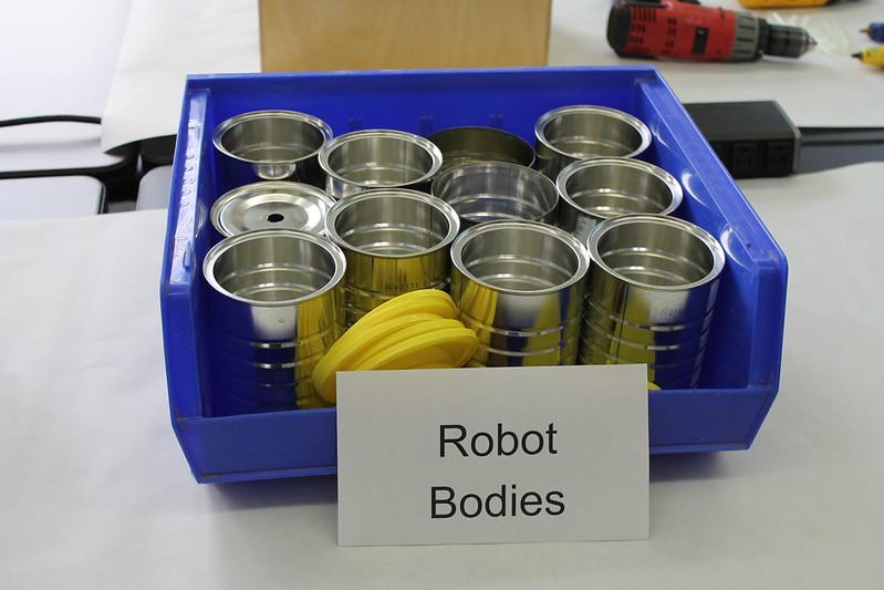 Robot Bodies