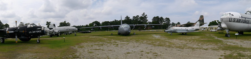 Panorama: Warner Robins Museum of Aviation