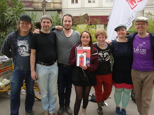 BusBimSlam, Poetry Slam Wien