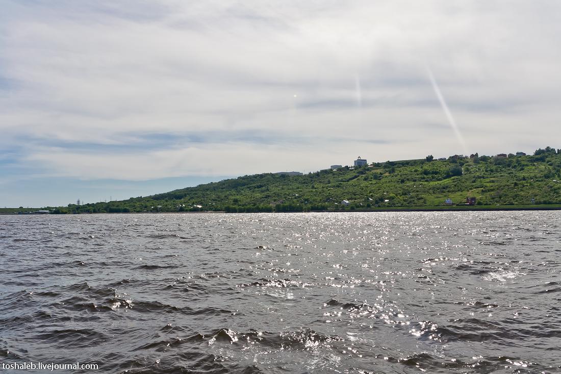 Куйбышевское водохранилище-55
