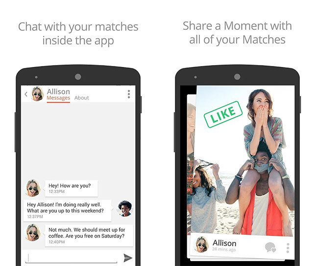 See who likes you on tinder android