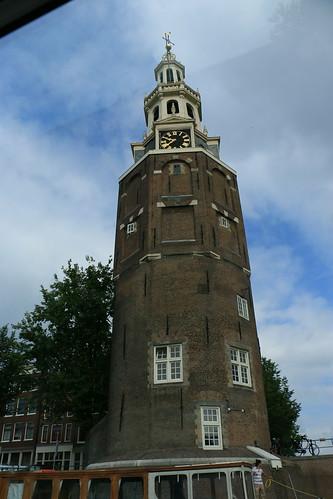 Crociera lungo i canali: la torre delle lacrime