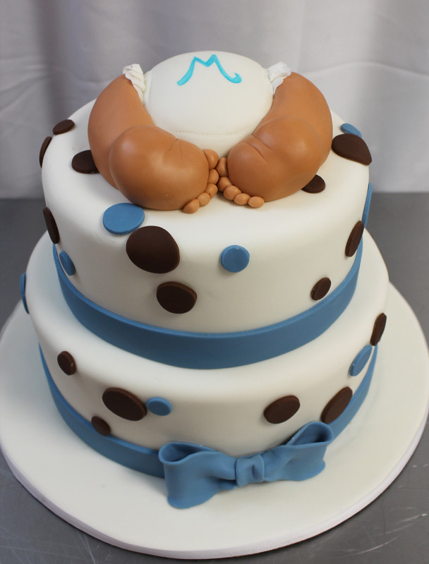 Baby Shower Cake Ideas Butts