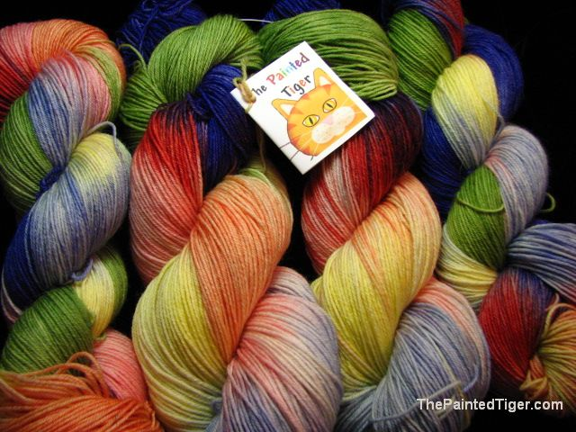 May Flowers Bengal Sock - May Tiger Club