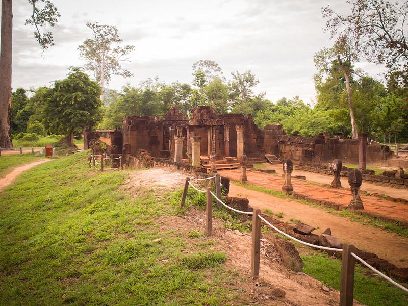 Banteay Srey ruins