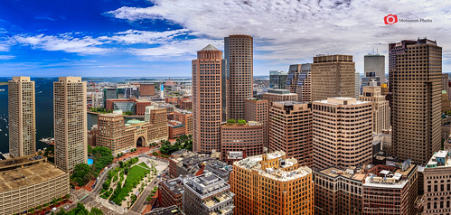 downtown newengland bostonskyline masschussetts canon1740mmlusm nikfilter bwcp canon5dmarkiii photoshopcc lightouse5 cmonsoonphoto