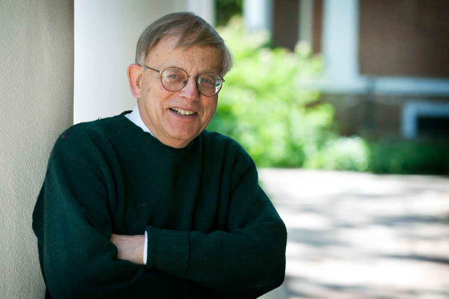 June 27, 2014 - Before he retires, Professor Sandy Gilliam answers from Facebook 14 questions on UVA history.