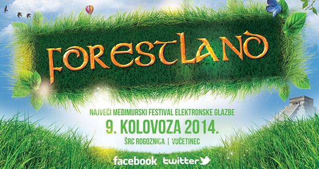 Forestland 2014 - Press Kit