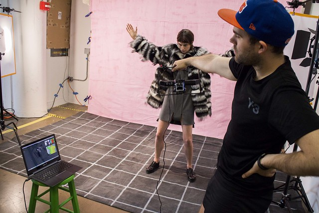 V Magazine Scanners Behind The Scenes_5
