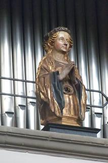 St Ursula, Cologne