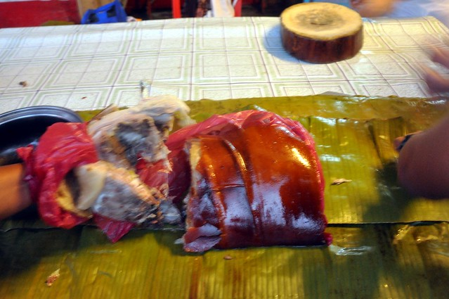 Yummy Golden Iligan Lechon!