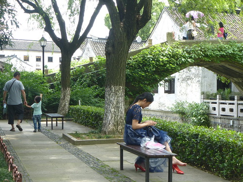 Zhejiang-Shaoxing-Ville-Canaux-Place (28)