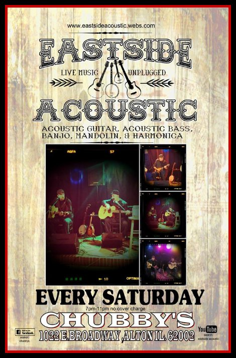 Eastside Acoustic Saturdays