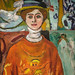 Henri Matisse - The Girl with Green Eyes, 1908 at San Francisco Museum of Modern Art - viewed at the Legion of Honor