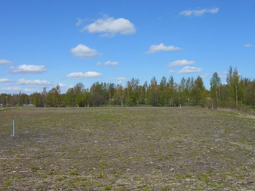 Peltonäkymä, Pohjois-Tapiola Espoo 15.5.2014