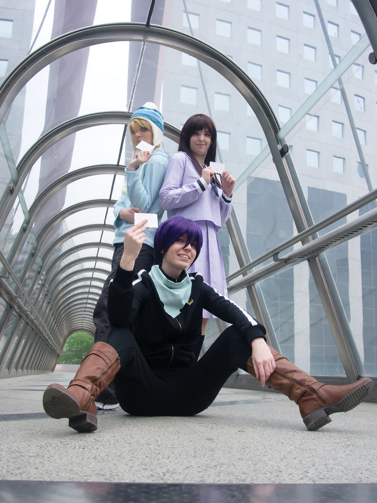 related image - Shooting La Défense - Noragami - 2014-06-01- P1860887