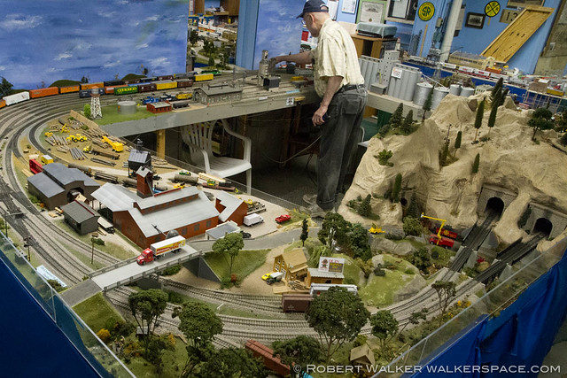 Trackside Modelers - Layout