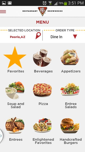 Cool App and Good Food with BJ's Restaurant Dine in Order Ahead #DineInOrderAhead #PMedia #ad