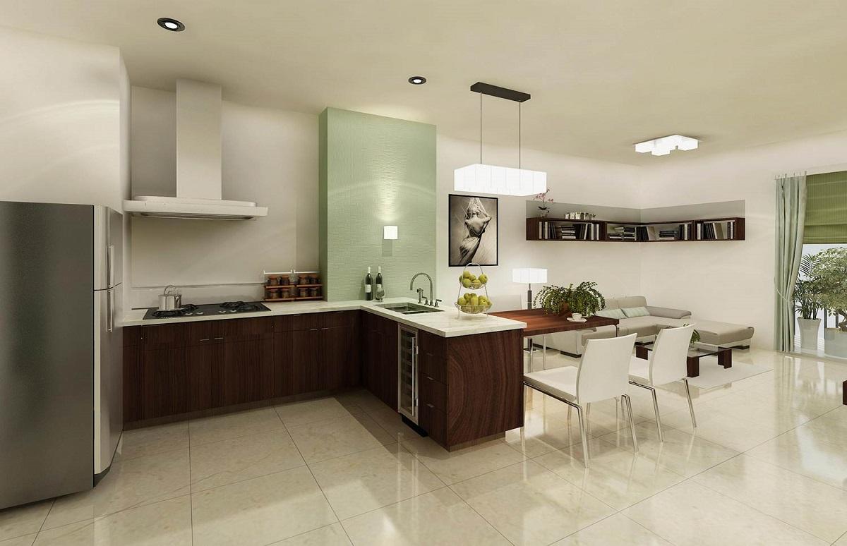 Thiết kế căn hộ idico Tân Phú