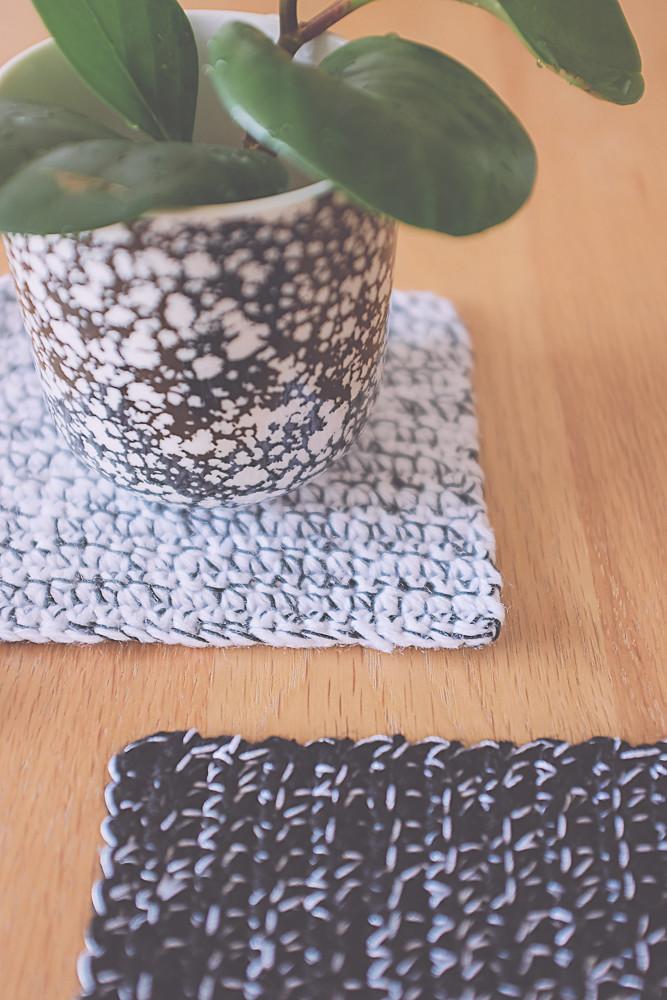 tuto manique au crochet DIY