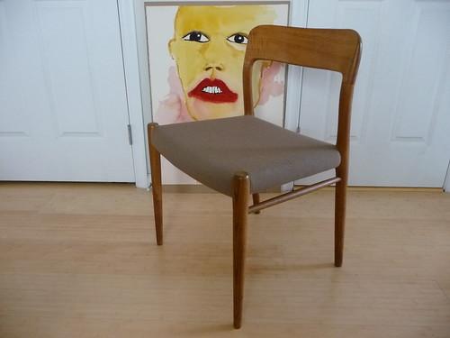 Moller 75 chair