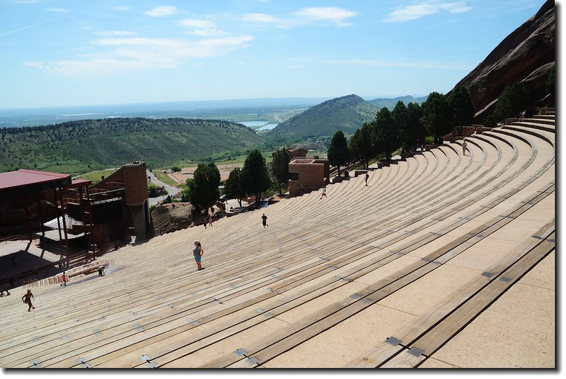 Terraces(seats)of Amphitheatre 5