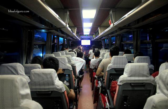 Videoke Bus